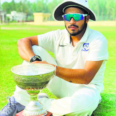 Punjab teen Prabhsimran Singh bought for Rs 4.8 crore in IPL auction