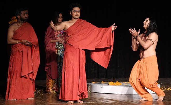 Chronicling the life of Buddha