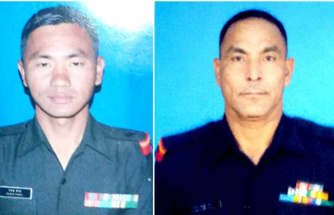 2 Army JCOs killed in Pak fire along LoC in Kupwara district