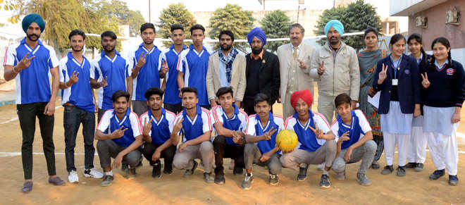 Squad announced for national throwball championship