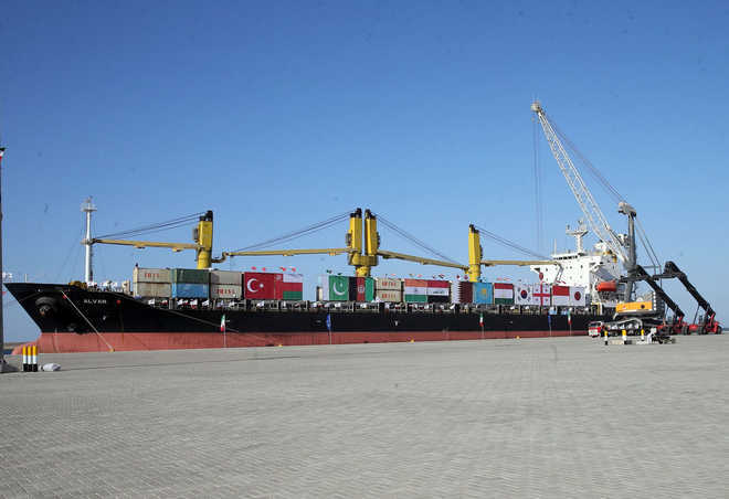 Indian firm takes over operations of Chabahar port in Iran