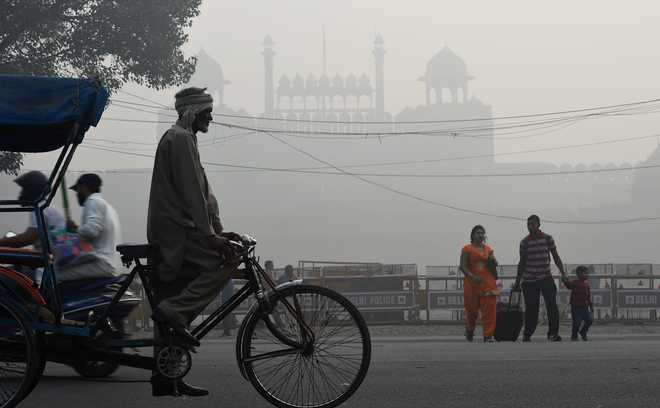 At 3.6, Delhi records lowest temperature so far
