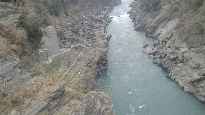No takers for hydro power projects in Chenab basin