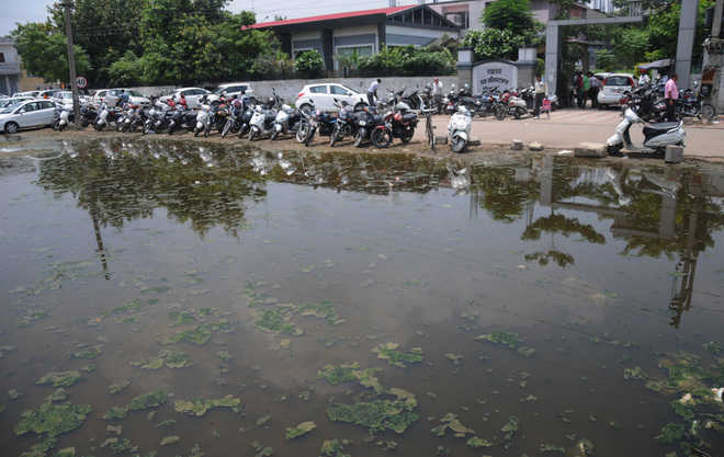 Reduce, reuse, recycle waste water to curb pollution