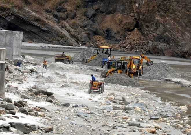 Panel to seek more time from NGT on stone crushers' closure
