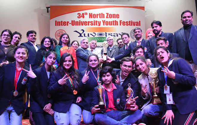 KU bags trophies in theatre, dance