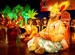 Tiny tots stage Ramayana at DAV