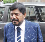 Man tries to slap Union Minister Ramdas Athawale in Pune, detained