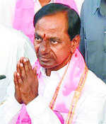 After big win, KCR to   launch 'national party'