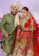 Newlyweds Kapil, Ginni host a grand wedding reception
