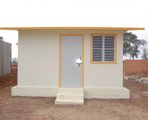 Consider prefabricated houses for homeless: HC