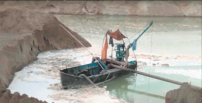 Water pumps take mining to new depths
