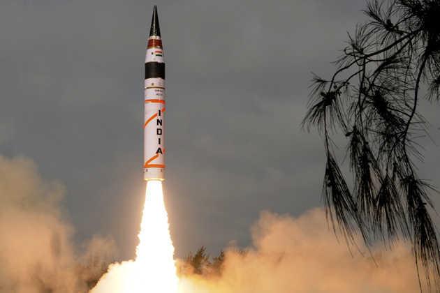 India test fires nuclear-capable Agni-I missile off Odisha coast