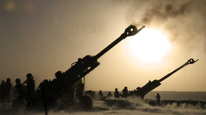Army to get 40 artillery guns made by DRDO