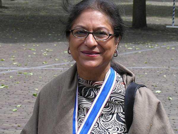 Pak human rights activist Asma Jahangir dies at 66