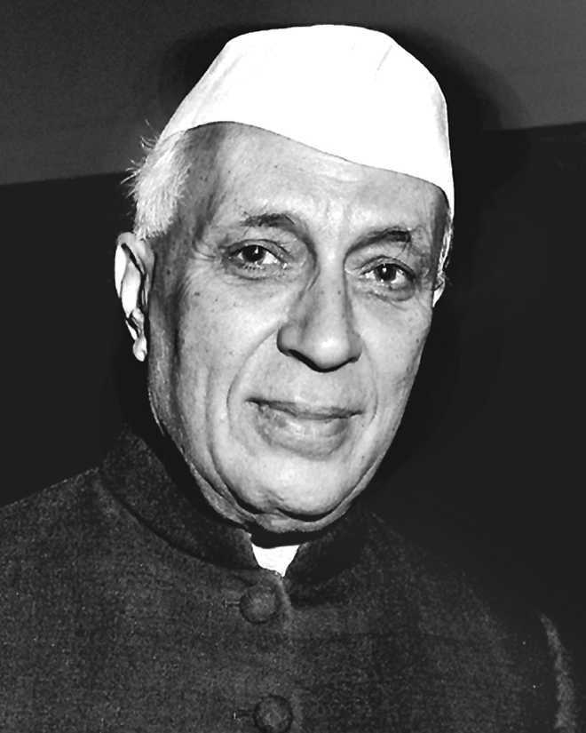 The other side of Nehru
