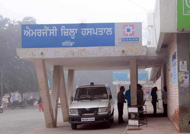 Civil Hospital grapples with shortage of medicines