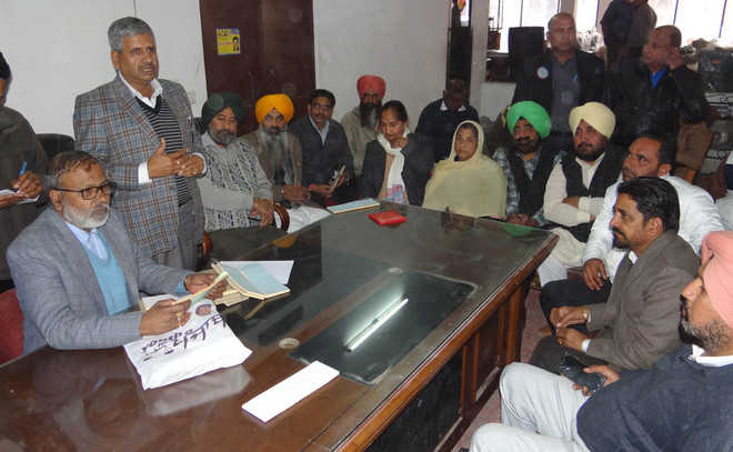 Need to work for strengthening party: Singla