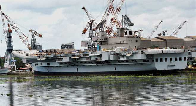 5 killed in blast on ship under repair at Cochin Shipyard