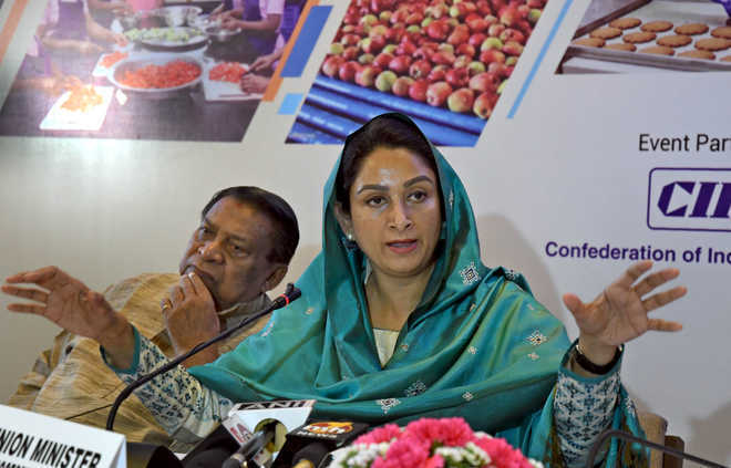 Operation Greens: Sustained roadmap to control prices of TOP, says Harsimrat Kaur