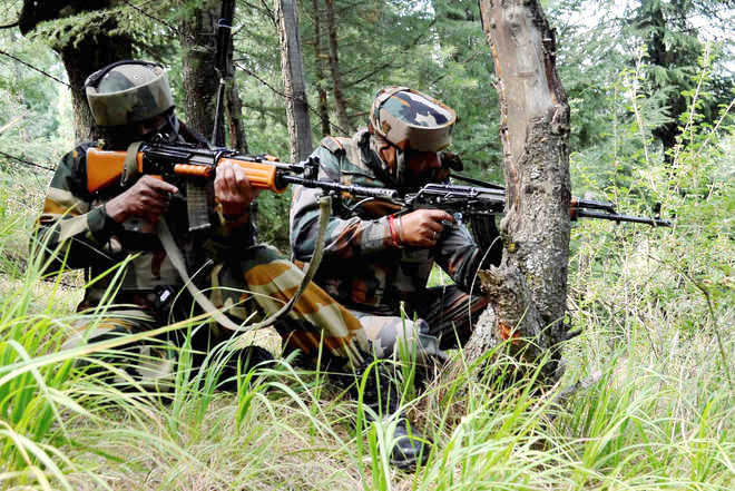7.4 lakh new assault rifles to replace INSAS