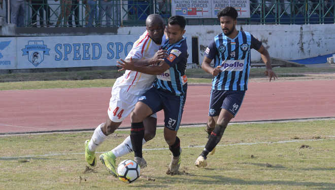 East Bengal hand Minerva first defeat at home, title race heats up