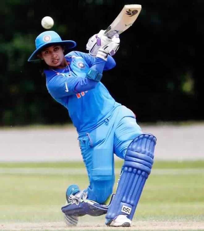 Mithali's unbeaten half ton helps India women beat South Africa by 7 wkts