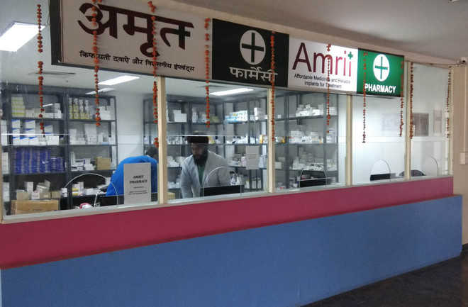 Amrit pharmacy a boon for patients
