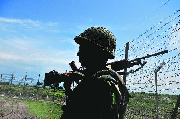 BSF sets sight on UAVs, radars for vigil