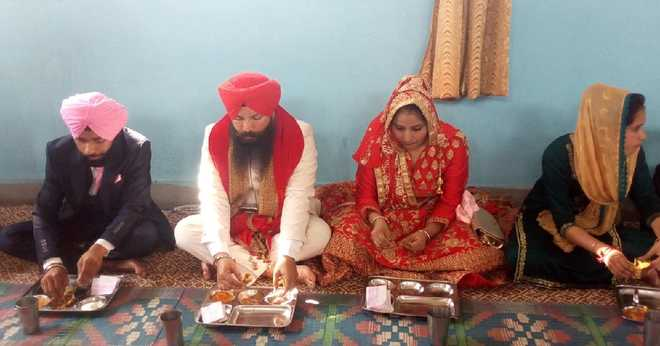 AAP MLA gets married