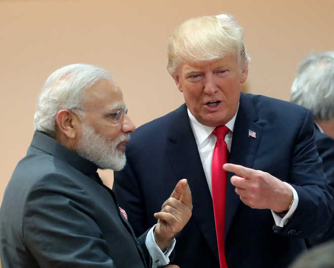Trump slams India for high import tariffs on Harley-Davidson
