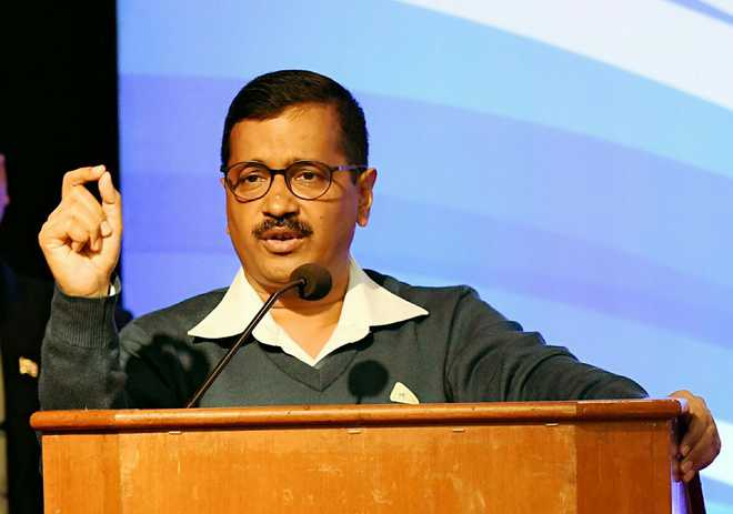 3 years of AAP: Kejriwal promises free WiFi, roads, drains