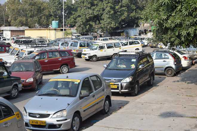 Of 47 designated parking lots, only 33 operational in city