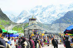 Kedarnath shrine to open on April 29