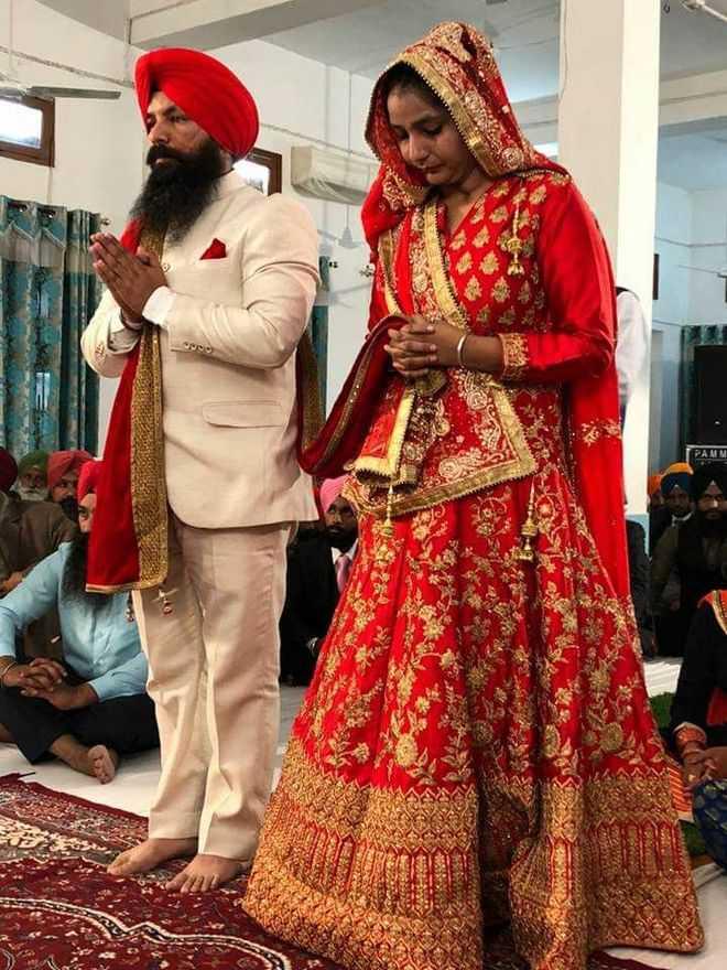 This legislator sets example, keeps his wedding low-key