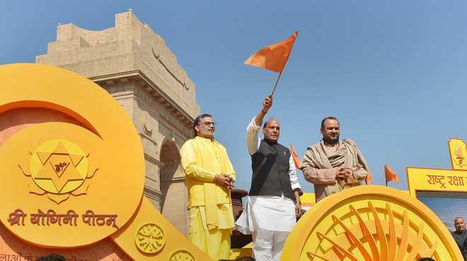 Eye on LS polls, BJP sets wheels rolling with yatra