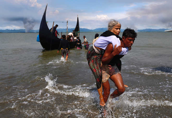 Rohingya crisis consequence of society 'encouraged to hate': Amnesty International