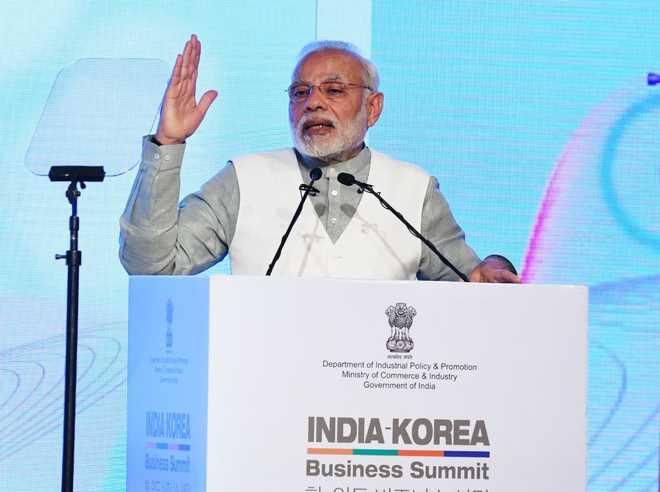 India one of most open economies, says PM Narendra Modi
