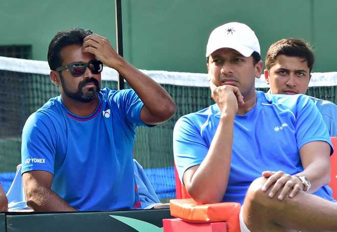 Non-playing captain Bhupathi got share of players' prize money