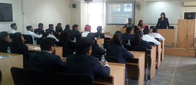 Students sensitised to RTI Act