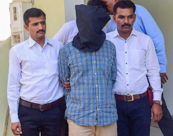 2008 serial blasts accused brought to Ahmedabad from Delhi