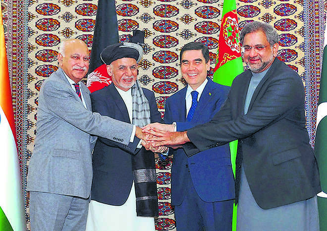 Joint gains from Afghan peace