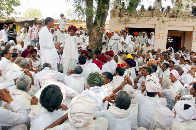 Rajasthan Assembly clears 1 per cent reservation for Gujjars