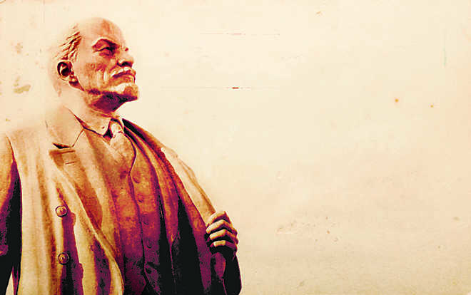 Lenin, too, inspired our freedom struggle