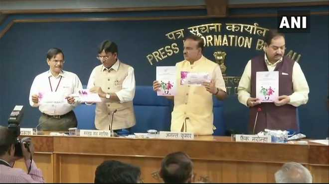 On Women's Day, govt launches biodegradable sanitary pad at Rs 2.50