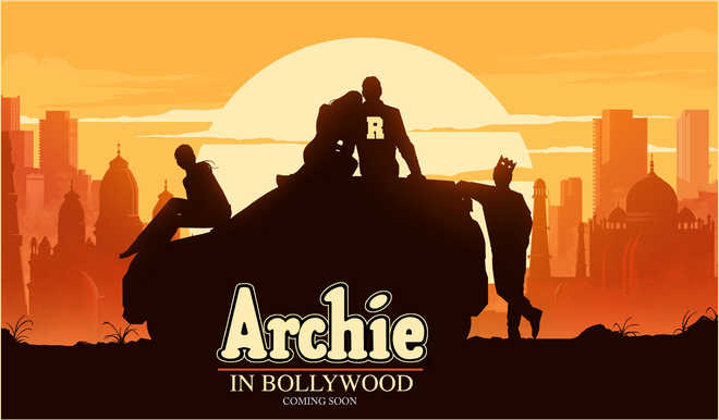 Archie comes to Bollywood