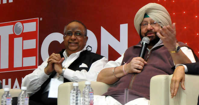 State fertile ground for start-ups, says Amarinder