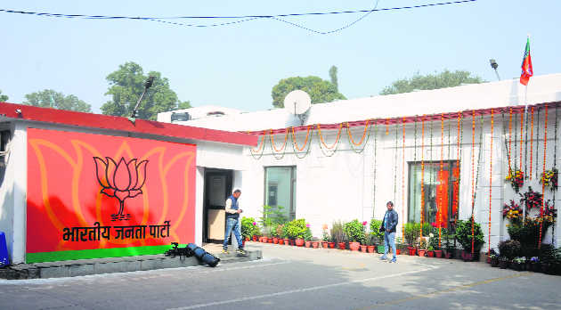 The BJP's monumental success