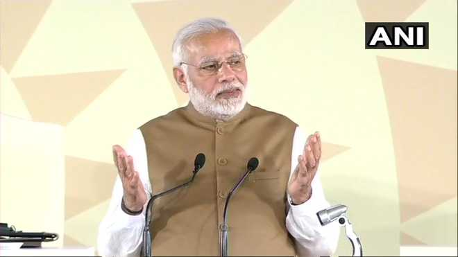 PM Modi proposes 10-point action plan at solar conference