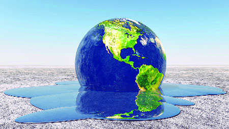 Climate change could impact financial stability